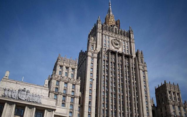 """Rusiya Polşanın 5 diplomatını """"arzuolunmaz şəxs"""" elan etdi"""