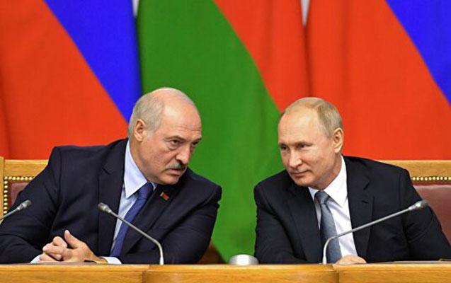 Putinlə Lukaşenko Belarusdakı vəziyyəti müzakirə etdilər