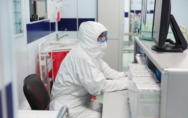 Moskvada koronavirus qurbanlarının sayı azaldı