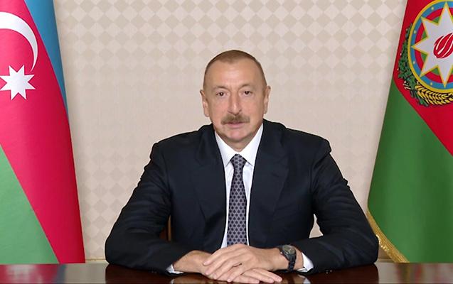 """""""Bu, mənim erməni xalqına sözümdür"""" - Prezident"""