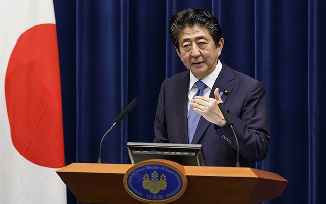 Yaponiyanın Baş Naziri istefa vermək istəyir
