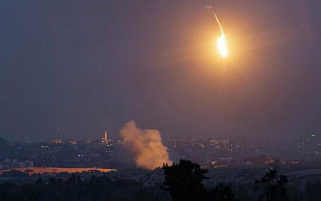 İsrail HƏMAS-ın Qəzzadakı mövqelərini bombaladı