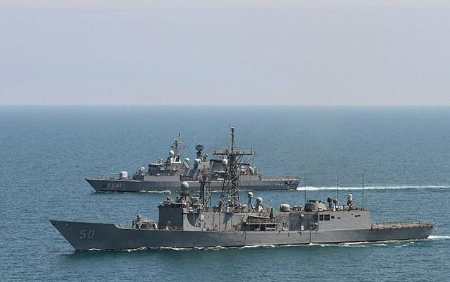 Türkiyə Aralıq dənizində hərbi təlimlərə başlayır