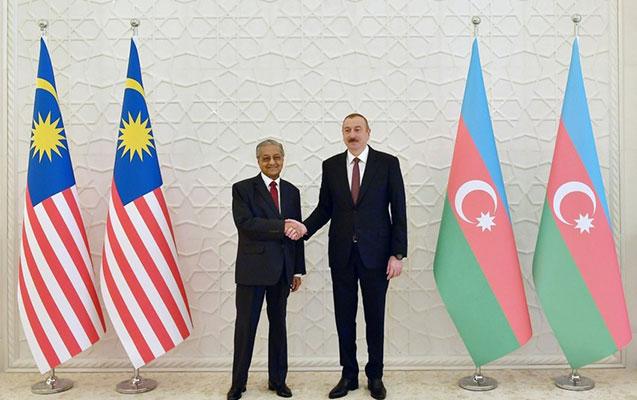 Prezidentdən Malayziyanın XVI Ali Başçısına məktub