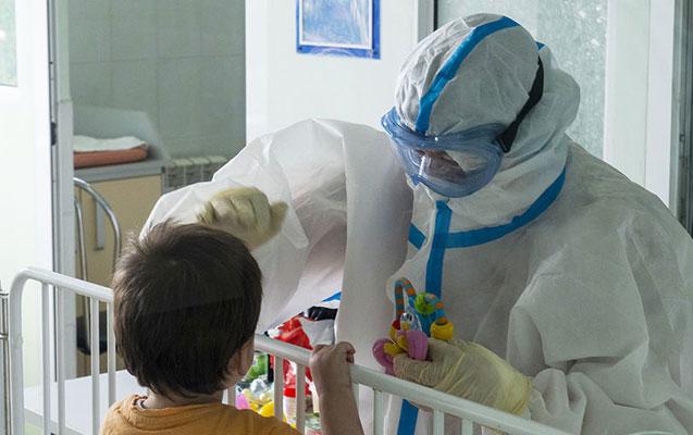Koronavirusun uşaq orqanizmində qalma müddəti açıqlandı