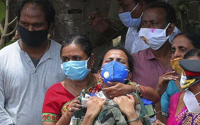 Hindistanda koronavirusla bağlı son vəziyyət