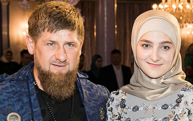 Ramzan Kadırov 21 yaşlı qızını nazir müavini təyin etdi