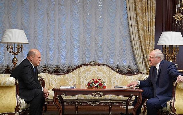 """""""Merkelin Navalnı ilə bağlı açıqlaması saxtadır"""" - Lukaşenko"""