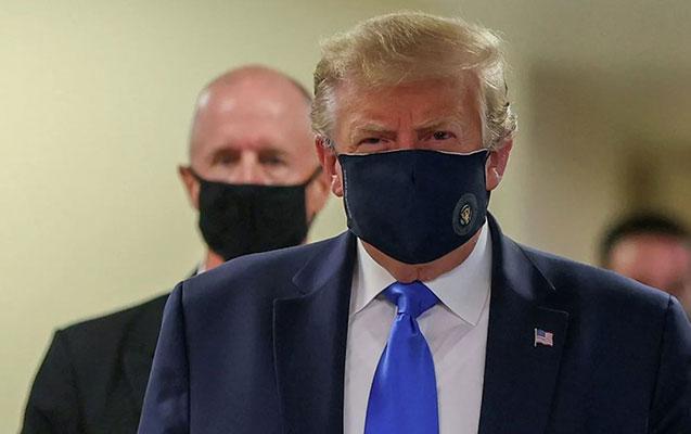 Tramp koronavirusla bağlı təhlükəni öncədən bilirdi?
