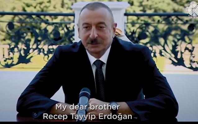 """Türkiyə PA-dan """"Bir millət, iki dövlət"""" başlıqlı sənədli film - Video"""