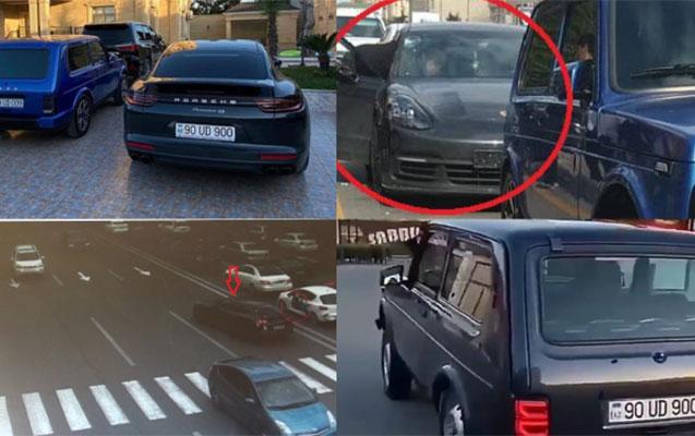Bakıda əks yolda piyadanı vuran 16 yaşlı sürücü kimdir? - Video