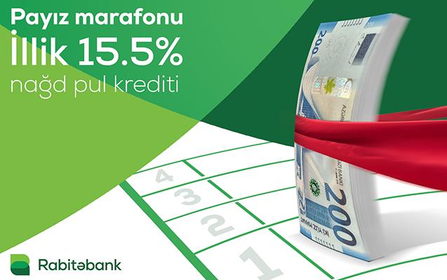 """""""Rabitəbank""""dan yeni kredit kampaniyası"""