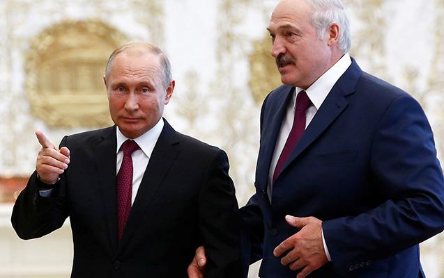Putin Belarusdakı vəziyyətdən narahatdır