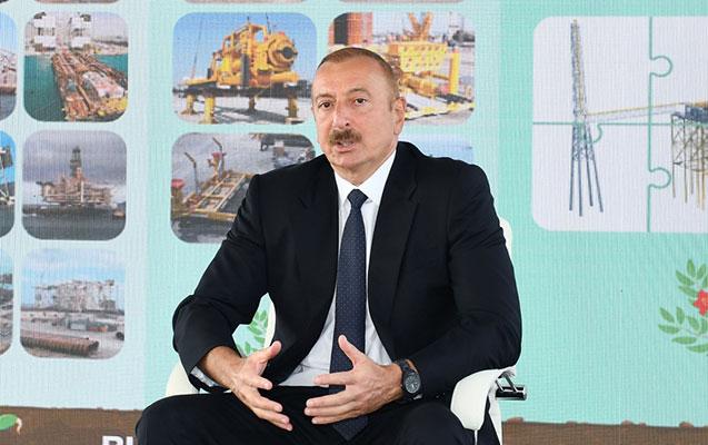Prezident İlham Əliyevin Azərbaycan telekanallarına