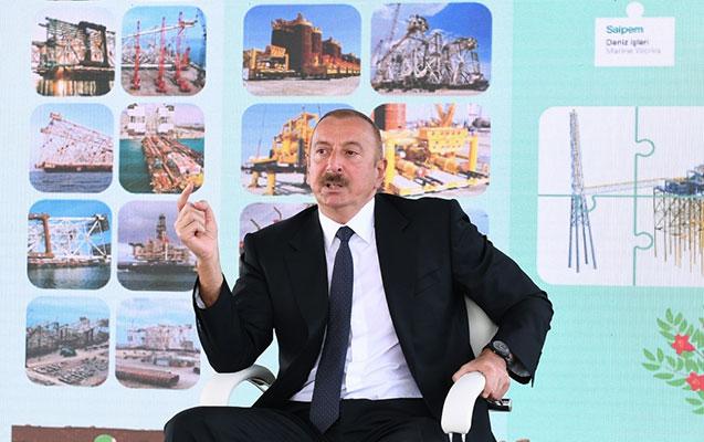 """""""İkinci fazadan çıxarılacaq qaz TANAP xətti ilə Türkiyəyə ötürüləcək"""""""