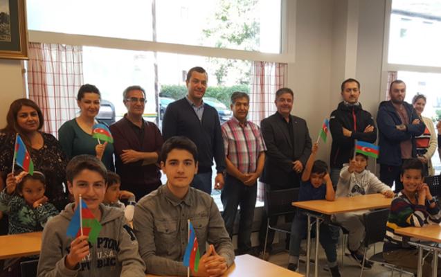 Norveçdə Azərbaycan məktəbi açıldı