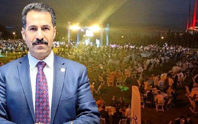 Oğluna 1500 qonaqla toy edən türkiyəli deputat cəzalandırıldı