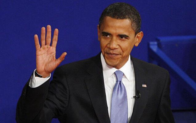 Obama Tvitterdə nömrəsini yaydı