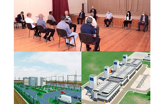 """""""Qobu"""" ES-nin inşaat işlərinə beynəlxalq nəzarət təmin olunacaq"""