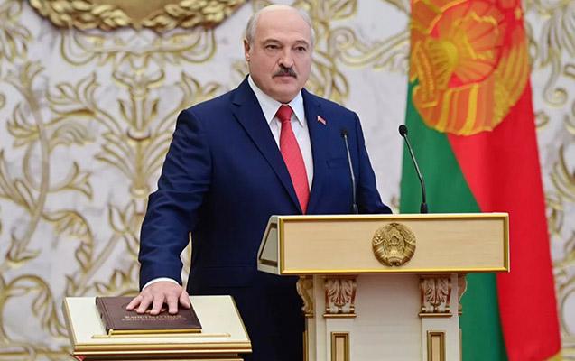 Lukaşenkodan gizli inauqurasiya ilə bağlı