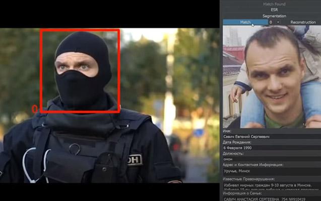 Belarusda etirazları dağıdan maskalıların kimliyini ortaya çıxardı - Video
