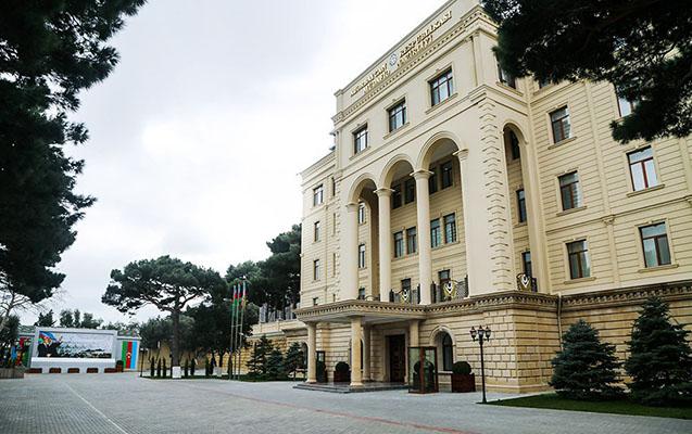 Azərbaycandan erməni komandanlığına
