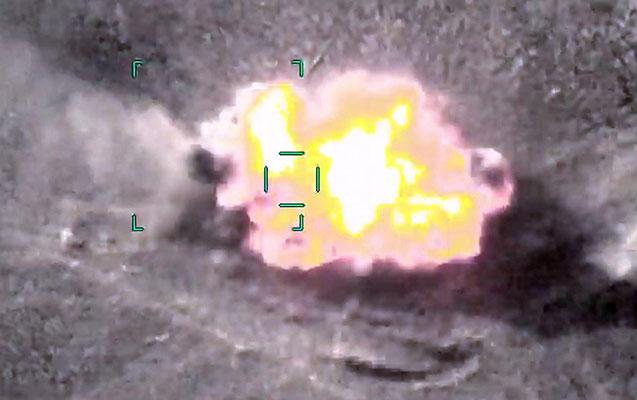 Düşmənin daha iki tankı məhv edildi