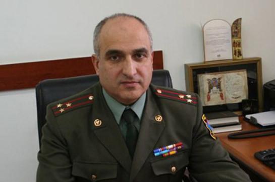 Ermənistan ordusu general və iki polkovnikini itirdi