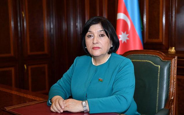 Sahibə Qafarova fransalı həmkarına etiraz məktubu göndərdi
