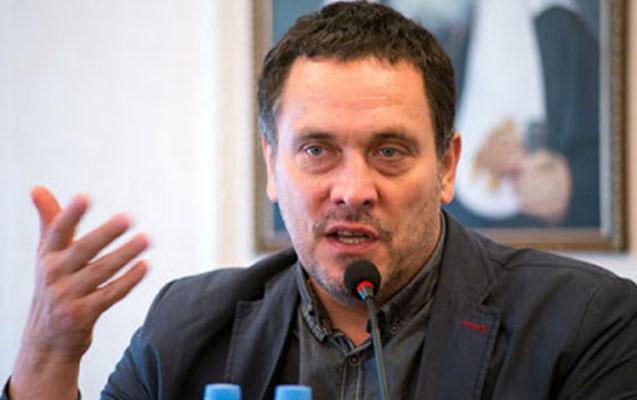 Maksim Şevçenko Qarabağdan danışdı
