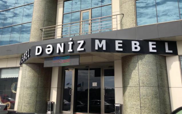 """""""Dəniz Mebel""""dən Silahlı Qüvvələrə dəstək!"""