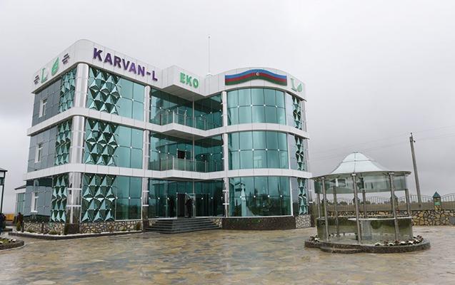 """""""Karvan-L""""dən Azərbaycan Ordusuna dəstək!"""