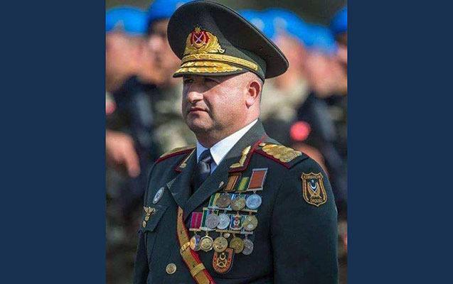 Madagizi işğaldan azad edən general danışdı - Video