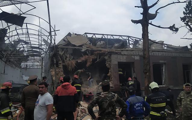 31 mülki şəxs həlak olub, 164 nəfər yaralanıb
