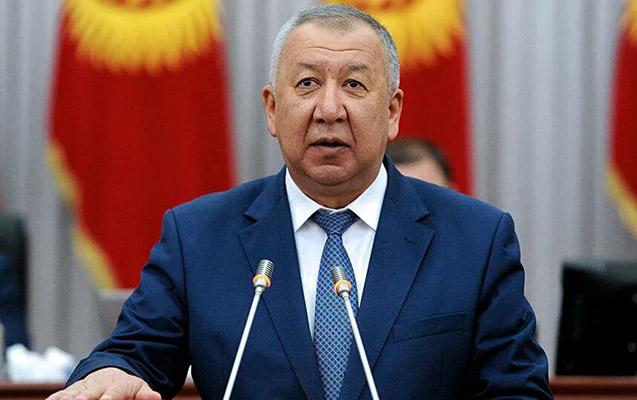 Qırğızıstan Prezidenti Boronovun istefasını qəbul etdi