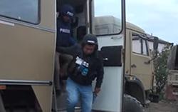 Jurnalistlər işğaldan azad edilmiş Talış kəndində