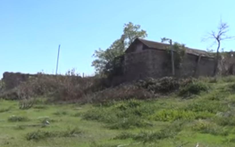 İşğaldan azad olunan Daşkəsən kəndi