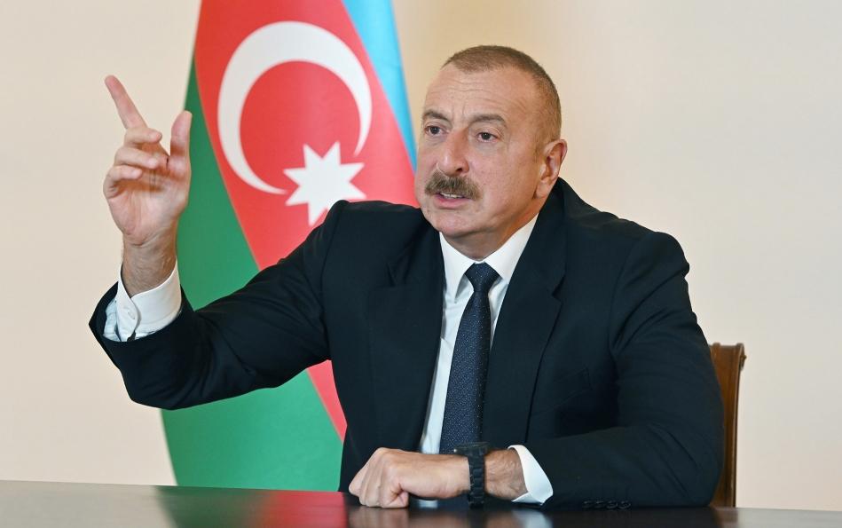 """""""Erməni faşizminin yenidən baş qaldırmasına imkan vermərik"""""""
