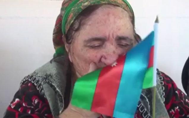 Erməniəsilli qadın erməni xalqını Paşinyanın hiyləsinə uymamağa çağırdı