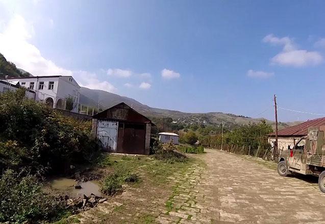 Xocavəndin işğaldan azad olan kəndlərindən - Video