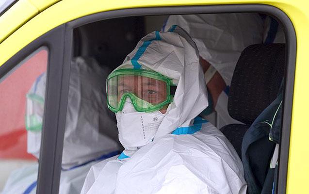 Moskvada koronavirusdan ölənlərin sayı 6 min nəfəri keçdi