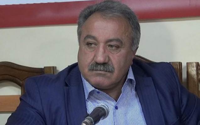Erməni deputat döyüşlərdə yaralanıb