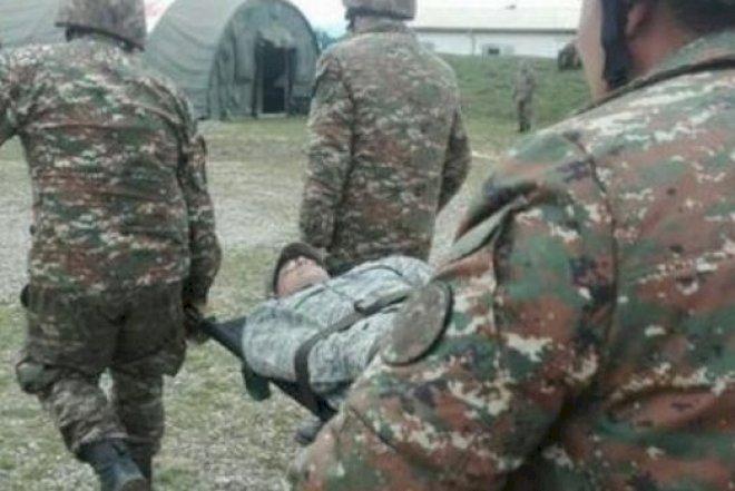Daha 2 erməni polkovnik məhv edildi