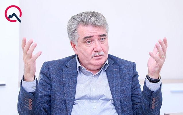 """""""Polad Həşimov barədə mahnı yazmağa əlim gəlmədi"""""""