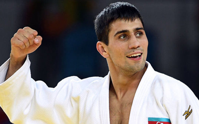 Rüstəm Orucovdan qızıl medal