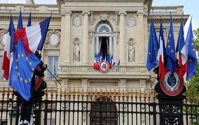 Fransa Türkiyədəki səfirini geri çağırdı