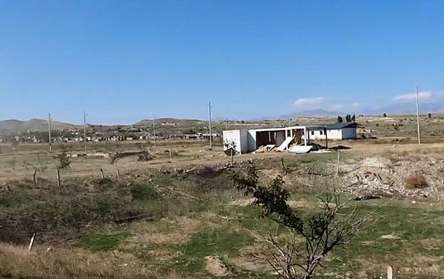Cəbrayıl və Zəngilanın işğaldan azad olunan kəndləri
