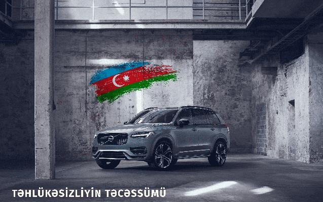 VOLVO - Təhlükəsizliyin