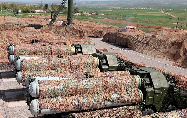 """""""Ermənistan 1 """"S-300"""" qiymətinə 5 illik pensiyaları verə bilərdi"""""""