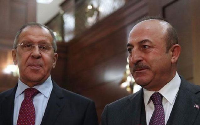Çavuşoğlu və Lavrov Qarabağı müzakirə etdilər